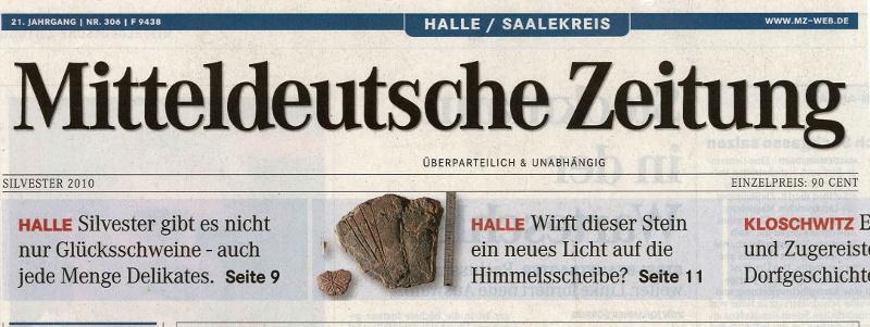 Zeitung Mz